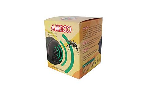 image of Tecnimed Amico Plug In Ultra-sonic Mosquito Repellent