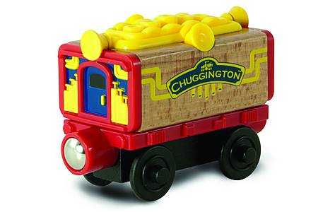 image of Chuggington Musical Carriage (wood)