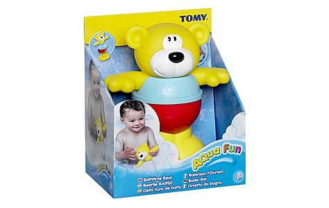 image of Tomy Aquafun Bathtime Bear Bath Toy