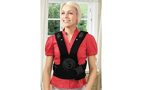 image of Tomy Freestyle Premier Detachable Baby Carrier
