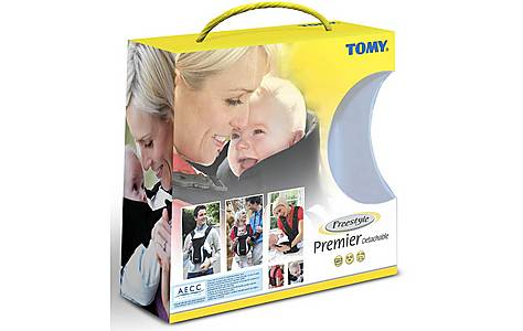 image of Tomy Premier Plus Size Baby Carrier
