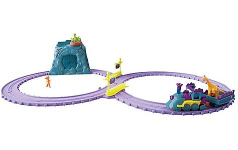 image of Tomy Dinosaur Train Storm Cave Playset