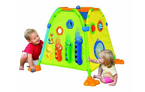 image of Tomy Discovery Dome Deluxe Playset