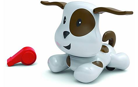 image of Tomy Remote Control Whistle N Go Puppy