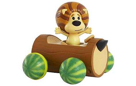 image of Tomy Raa Raa Push And Go Cubby Buggy