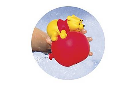 image of Tomy Winnie The Pooh Bath Squirters