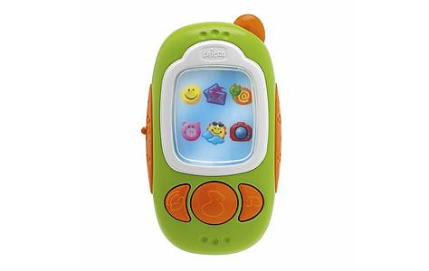 image of Chicco Smart Fun Phone Toy