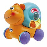 image of Chicco Go Go Friends Jazz-a-snail