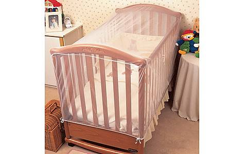 image of Clippasafe Cot Bed Insect Net In Cot Bed Size