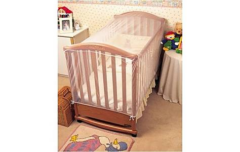 image of Clippasafe Cot Insect Net Standard Size