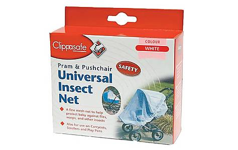 image of Clippasafe Universal Pram & Pushchair Insect Net