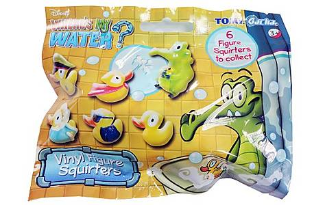 image of Disney Wheres My Water Collectable Squirters