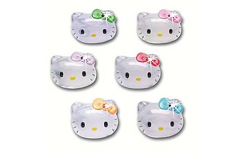 image of Hello Kitty Collectable Sparkle Rings