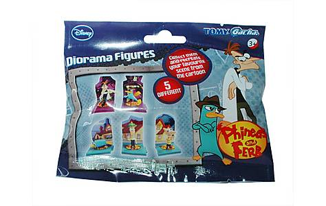 image of Tomy Phineas And Ferb Figures