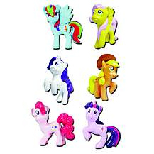 image of Tomy My Little Pony Buildable Figures