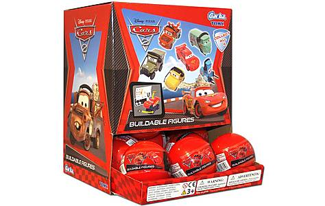 image of Tomy Disney Cars 2 Buildable Figures