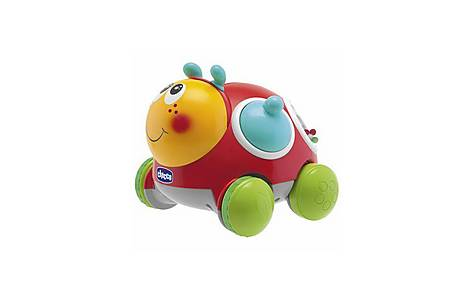 image of Chicco Go Go Buddies - Pop A Ladybird