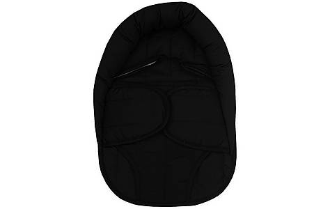 image of Bettacare Tiny Traveller Newborn Support Cushion Black