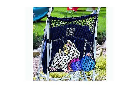 image of Clippasafe Stroller Net Bags (navy)