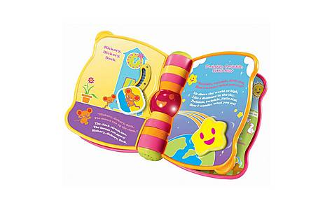 image of Vtech Peek A Boo Book Yellow