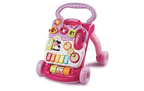 image of Vtech First Steps Baby Walker Pink