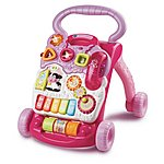 image of Vtech First Steps Baby Walker Pink