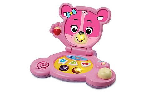 image of Vtech Baby Bear Laptop Pink