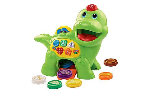image of Vtech Feed Me Dino