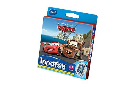 image of Vtech Cars 2 Learning Game