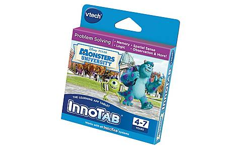 image of Vtech Monsters University Learning Game