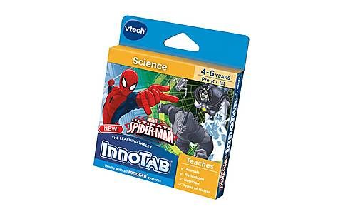 image of Vtech Ultimate Spiderman Learning Game