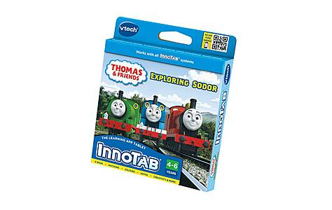 image of Vtech Thomas The Tank Learning Game