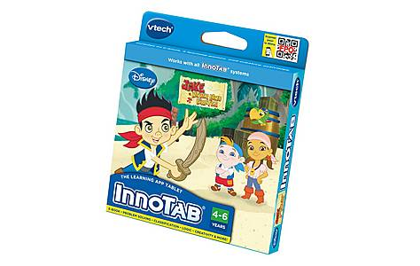 image of Vtech Jake And The Neverland Pirates Learning Game