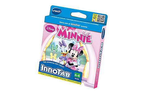 image of Vtech Minnie Mouse Learning Game