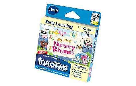image of Vtech Cody & Cora Nursery Rhymes Learning Game
