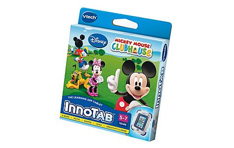 image of Vtech Mickey Mouse Club House Learning Game