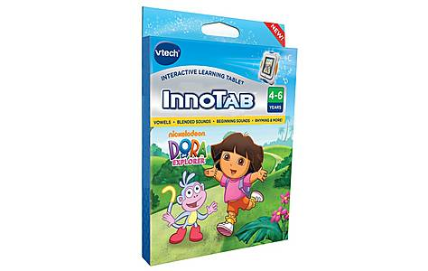 image of Vtech Dora The Explorer Learning Game