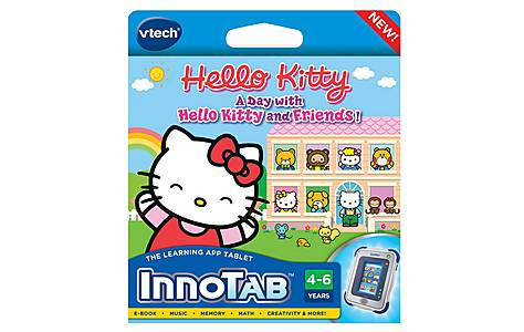 image of Vtech Hello Kitty Learning Game