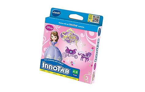 image of Vtech Sofia The First Learning Game