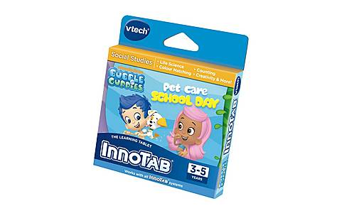 image of Vtech Bubble Guppies Learning Game