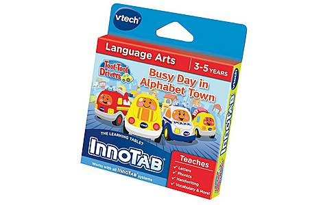 image of Vtech Toot Toot Drivers Phonics Learning Game