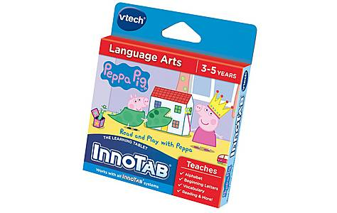 image of Vtech Peppa Pig Learning Game