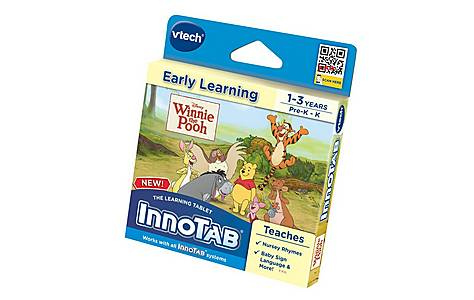 image of Vtech Winne The Pooh Learning Game