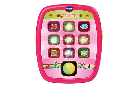 image of Vtech Tiny Touch Tablet Pink