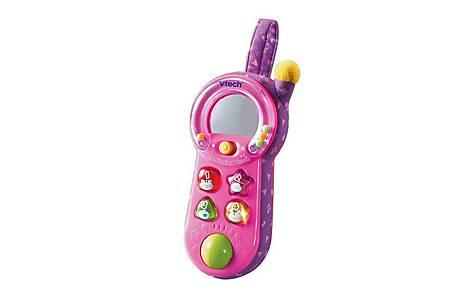image of Vtech Soft Singing Phone (pink)