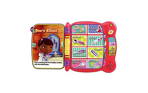 image of Vtech Doc Mcstuffins Discover & Learn Big Book Of Boo Boos