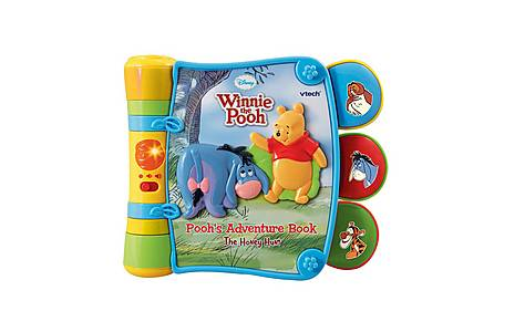 image of Vtech Winne The Pooh Story Book