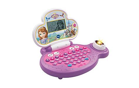 image of Vtech Sofia The First Learning Laptop