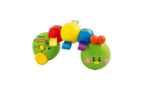 image of Vtech Roll N Wiggle Caterpillar