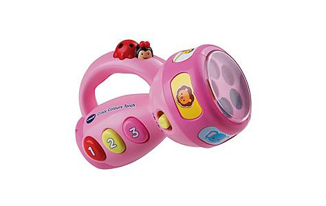 image of Vtech Crazy Colours Torch Pink